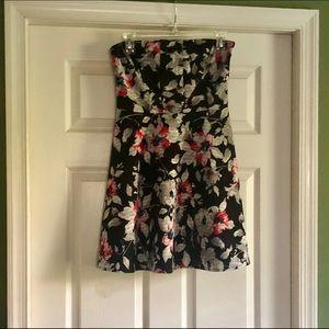 Off the shoulder Express dresses